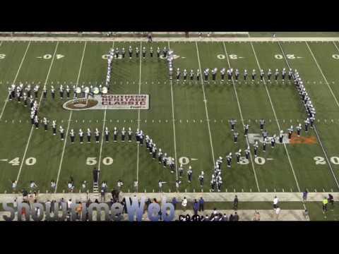 JSU Marching Band Halftime - 2017 SHC Game