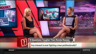 Michelle Beadle - SportsNation 8/11/14 - 8/15/14