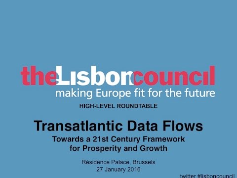 Transatlantic Data Flows: High-Level Dialogue in Brussels