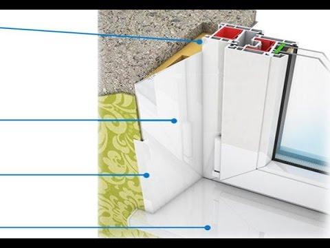 видео: Откосы для окна из пластиковых панелей