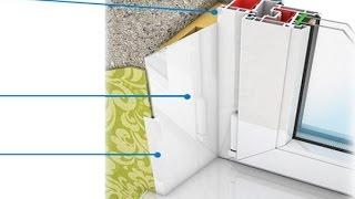 Откосы для окна из пластиковых панелей(Пластиковые сэндвич панели считаются самым оптимальным выбором для облицовки оконных откосов. С такой..., 2015-12-08T20:35:22.000Z)