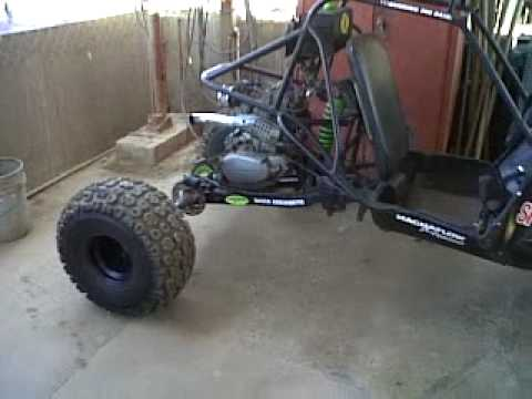 Home Made Go Kart 5 Youtube
