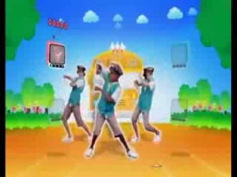 เพลง เต้นมันๆ ภาษา อังกฤษ