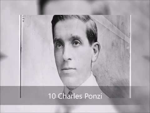 Top 10 Biggest Ponzi Schemes-Failures