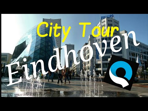 Eindhoven, The Netherlands.. City Tour.. GoPro Quik..