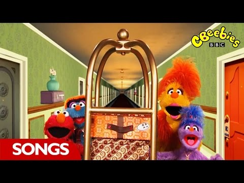 A Furchester Never Gives Up Song: The Furchester Hotel - CBeebies