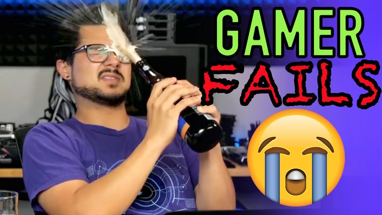 LIVE STREAM EMBARRASSMENTS!! |  Gamer Fails And Funny Moments From Twitch And More!! | Mas Supreme