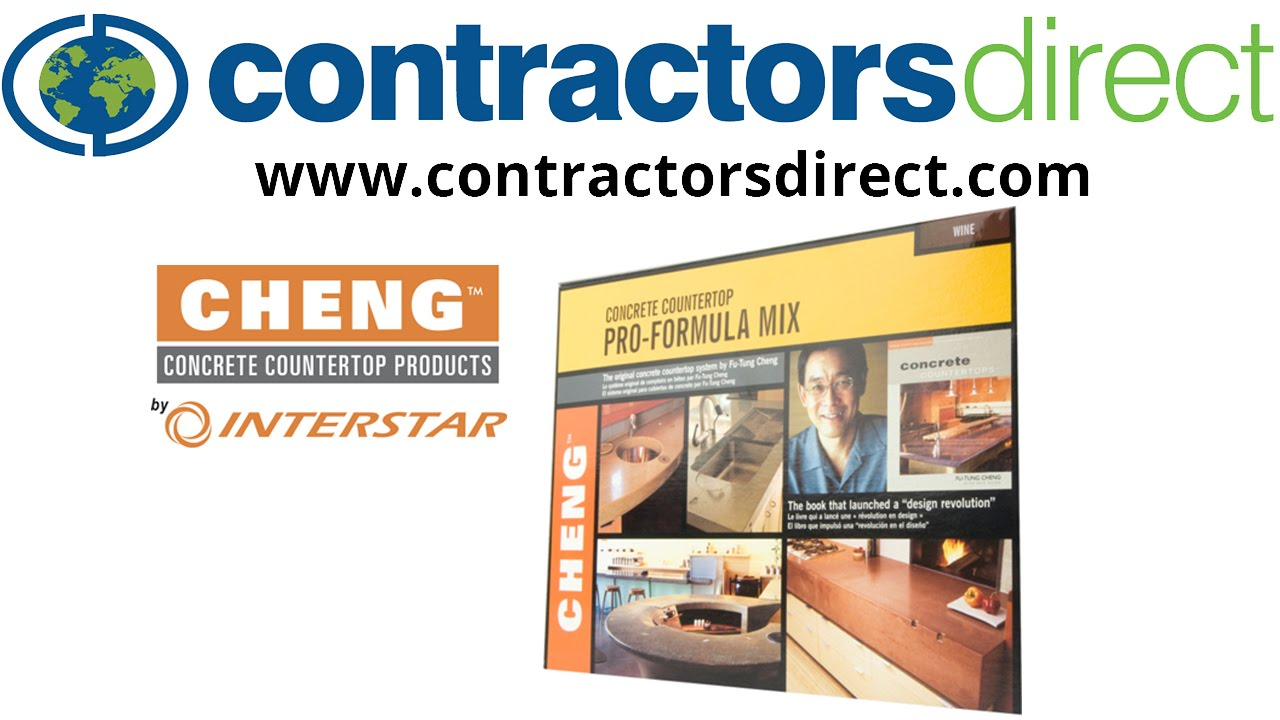 Concrete Countertops Book Cheng Concrete Counter Tops