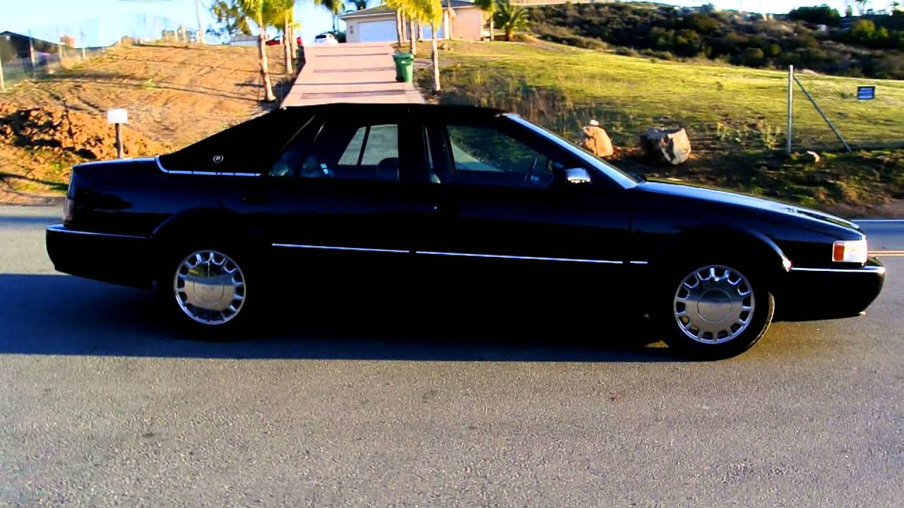 1993 Cadillac Seville Sts 4 6l Northstar Luxury Sedan Sls