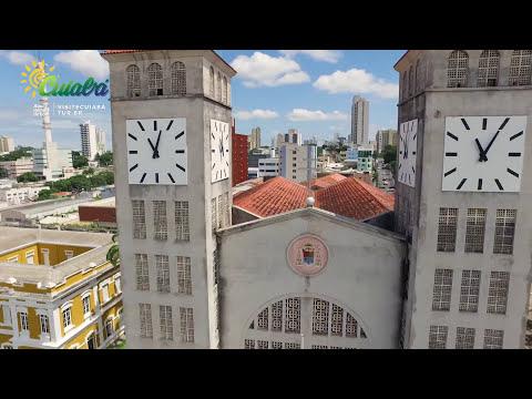 G4 DRONE   VISITE CUIABÁ [MATO GROSSO / BRASIL]