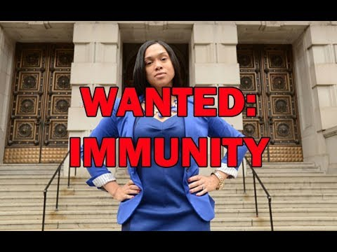 State's Attorney Wants Immunity From Baltimore Cops She Prosecuted - LEO Round Table episode 425