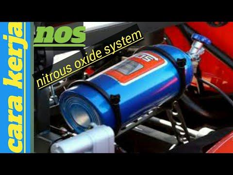 NOS,,,Cara Kerja Nos(nitrous Oxide System)
