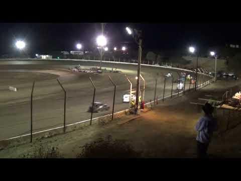 Barona Speedway Dwarf Car Main 10-21-2017