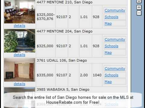 Homes for  Sale in OCEAN BEACH, CA, Search 92107 MLS  List