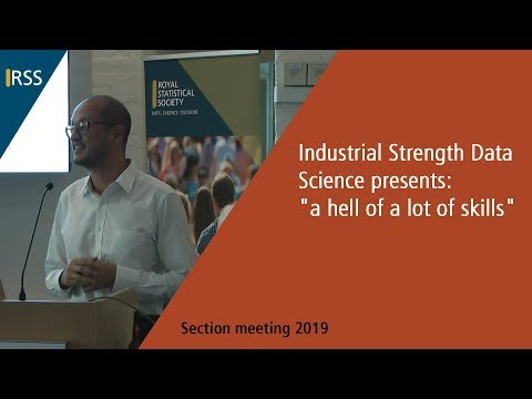 Industrial Strength Data Science presents: