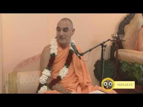 Шримад Бхагаватам 1.8.33 - Бхакти Видья Пурна Свами