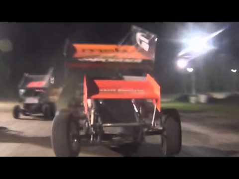Dirt Track Racing Music Video -  Dirt Track Thing- Kenny Montgomery