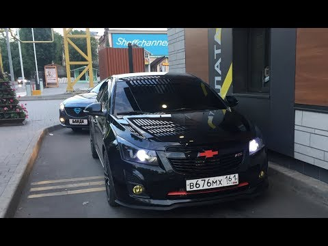Выхлоп MG-RACE Chevrolet Cruze 1.4 Turbo #14