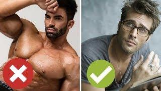 5 вещей, которые придают мужчине сексуальности! Какие парни нравятся девушкам на самом деле?