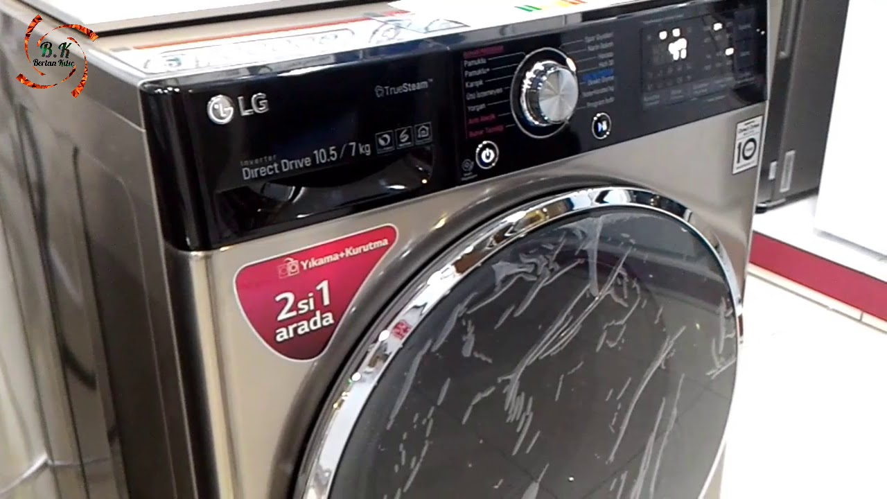 lg front load washing machine demo | how to use front load washing machine fully automatic washer