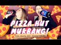 PIZZA HUT MUKBANG | KISS, MARRY, KILL-DISNEY EDITION | Vlogmas-Day 14