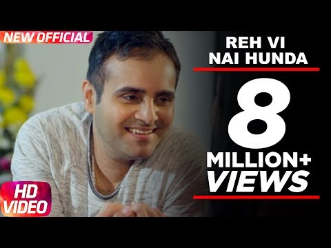 Reh Vi Nai Hunda | Manpreet Sandhu | Latest Punjabi Songs 2015 | Speed Records