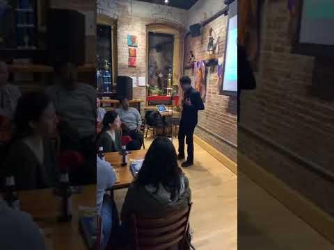TA3 Live @ the Haley House Bakery Café