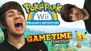 A STROLL IN THE POKEPARK (Gametime w/ Smosh)