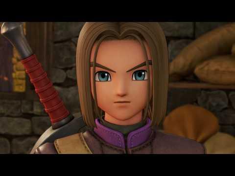 『ドラゴンクエストXI 過ぎ去りし時を求めて PlayStation®4版プロモーション映像』