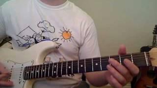 John Mellencamp - Hurts So Good - GUITAR LESSON Part 1