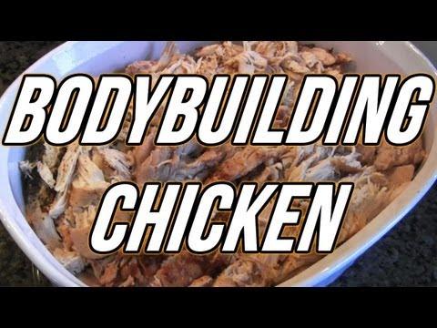 BODYBUILDING COOKING CROCKPOT CHICKEN