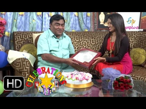 Celebrations - Cine Artist Babu Mohan Birthday Celebrations -16th April 2016 - Full Episode