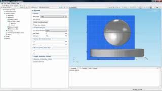 comsol 4 2 tutorial for beginners part 1 avi