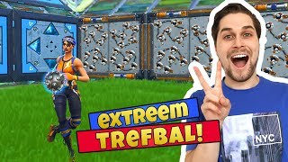 EXTREEM TREFBAL MINIGAME! - FORTNITE PLAYGROUND