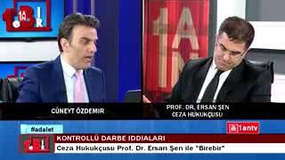 Ersan Şen idam tartışması: İdamı destekleyen tek ceza hukukçusuyum