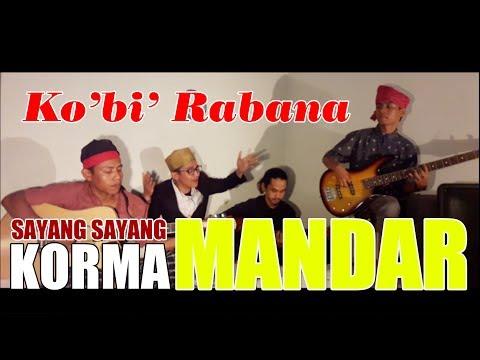 Sayang Sayang Mandar - Ko'bi' Rabana Cover By : Komunitas Rumah Mandar Yogyakarta (KORMA YK)