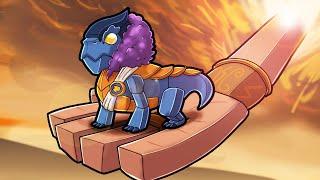 HOW TO HATCH A GOD DRAGON! (Minecraft Dragons)