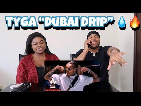 Tyga - Dubai Drip (Ric Flair Drip Remix) | REACTION