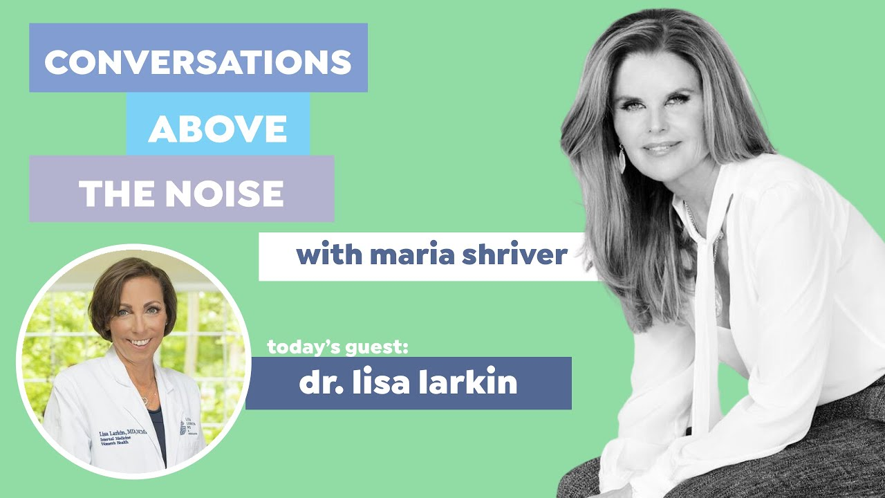 Download Conversations Above the Noise... with Dr. Lisa Larkin