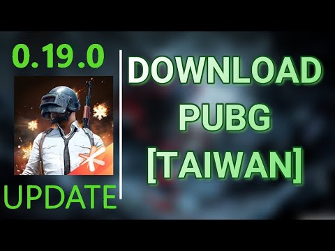 🔥How To Download & Install PUBG Taiwan Version On Gameloop Easily
