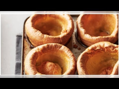 A Yorkshire pudding recipe from Gordon Ramsay