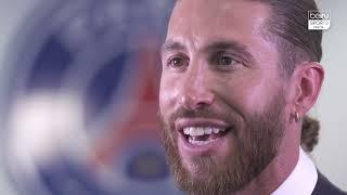"""Sergio Ramos - """"Es un gran cambio en mi vida, un nuevo desafío y un día que nunca olvidaré"""""""
