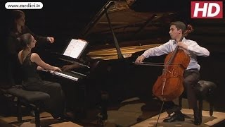 Stéphane Tétreault And Marie-eve Scarfone - Haydn, Divertimento For Cello And Piano In D Major