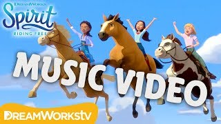 [MUSIC VIDEO] Unstoppable | SPIRIT RIDING FREE
