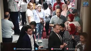 جمهورنا المميز شاركنا احتفالات عيد الفطر بحضوره لـ مسرحية كلها غلط ..  جريما في المعادي