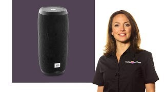 JBL Link 20 Portable Wireless Smart Sound Speaker - Black   Product Overview   Currys PC World