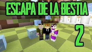 CORRED VIENE WILLY!!! Escapa de la Bestia con Willy y Vegetta!! - [LuzuGames]
