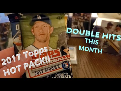 Baseball Cards Of The Month Club - November