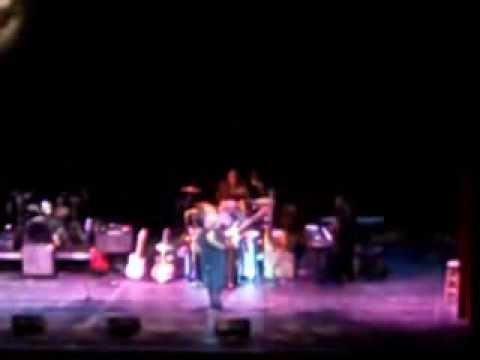 Stacy Brooks as Etta James in Ghost of the Blues-Awesome crowd reaction!
