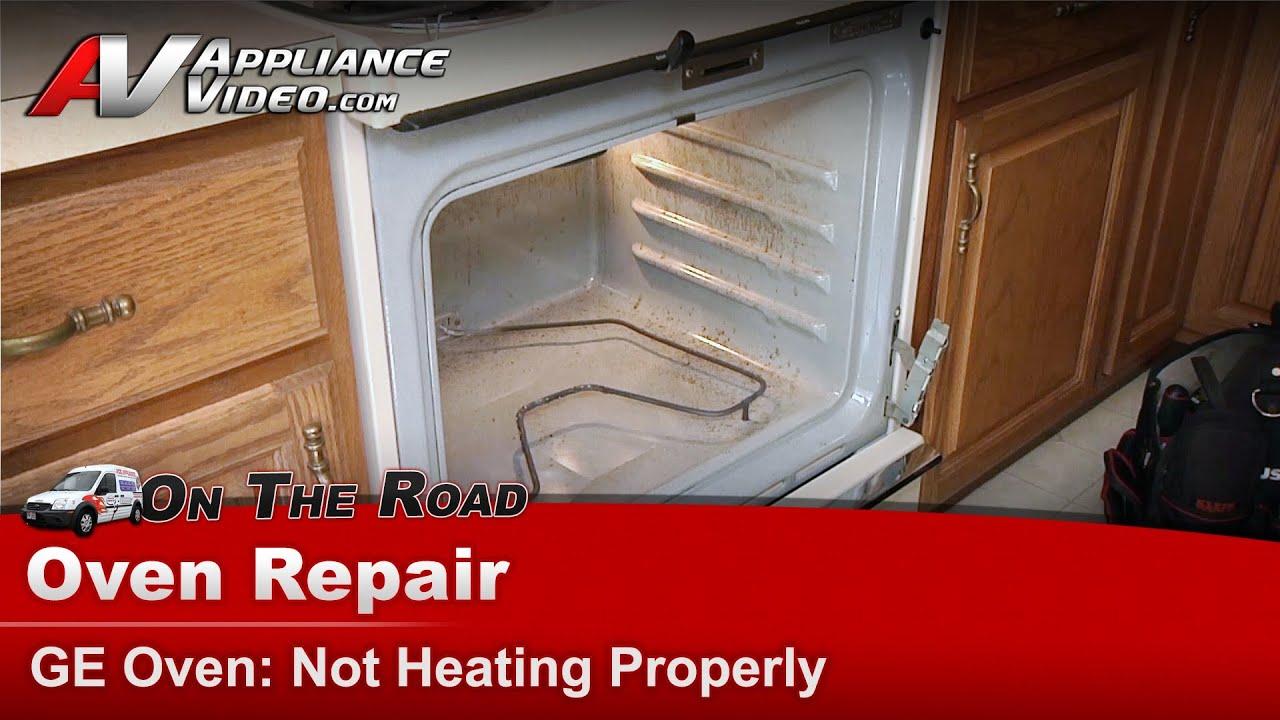 ge range repair oven not heating properly jbp26g0h3ad. Black Bedroom Furniture Sets. Home Design Ideas